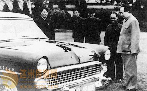 第一个阶段:中国汽车工业1953诞生到1978年改革开放前.初步高清图片