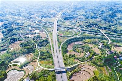 重庆城市2035年规划图