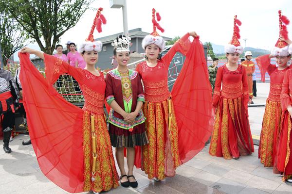 第六届全国新农村文化艺术展演开幕侧记