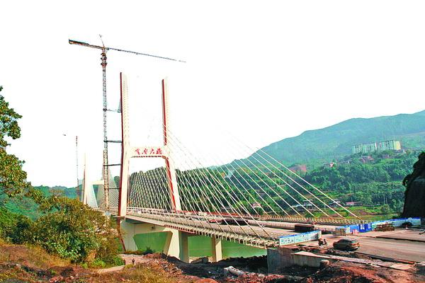 达州金南大桥_欢呼吧!达城这些缓堵保畅重点工程年底完成 - 达州日报网