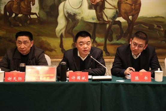 許國斌(bin)參加達川區二屆人大三次會(hui)議第一、第六、第八代表團分(fen)組審議