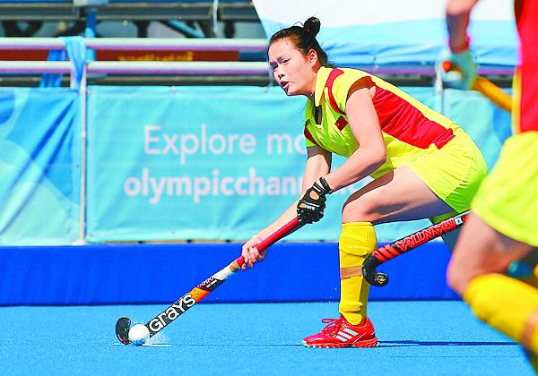 达州健儿助力中国队夺青奥会女子五人制曲棍球比赛铜牌