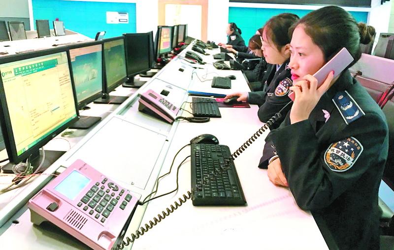 24小时在线 !与12319话务员零距离接触,探寻这群话务员的幕后