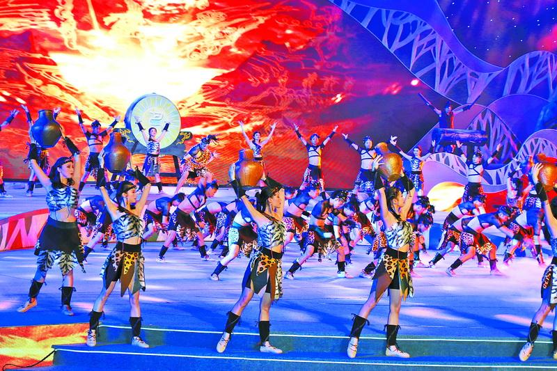 巴人·巴风·巴韵!巴中市第六届巴人文化艺术节活动掠影
