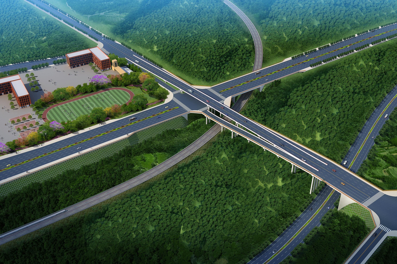 快看过来!你关心的三里坪人文生态区C线道路建成这样啦!