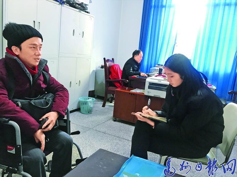 3岁时被拐至广州遭打断手脚行乞 达州小伙回乡寻找被拐28年亲姐姐
