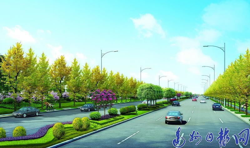 南城一号干道南延线二期 预计明年9月建成通车