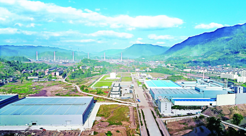 达州市经信委助力工业经济高质量发展纪实