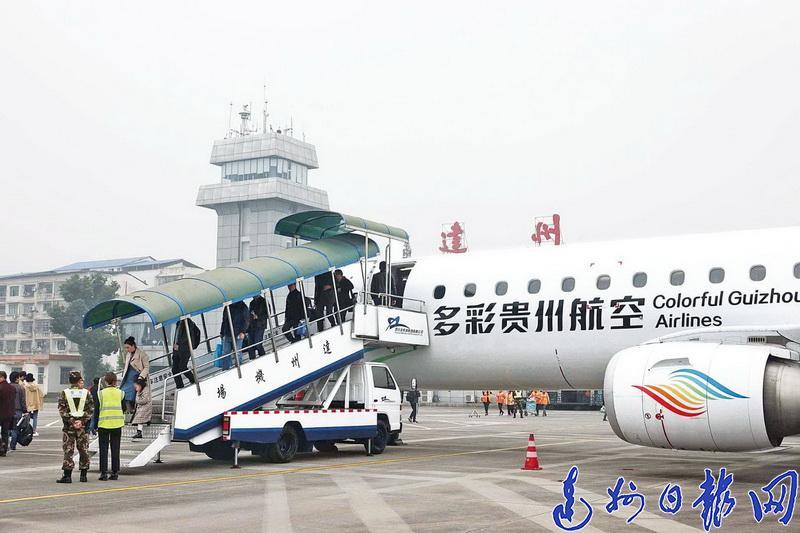 回家不用愁!达州河市机场将增开春运加班164架次,涉及这4条航线