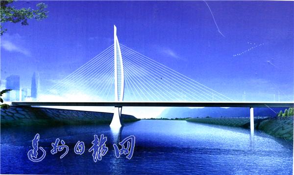 交通建设提档加速  构建达城发展新蓝图