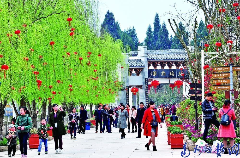 人气爆棚!本年春节龙虎和旅游揽金逾5亿元,你孝敬了很多多少?