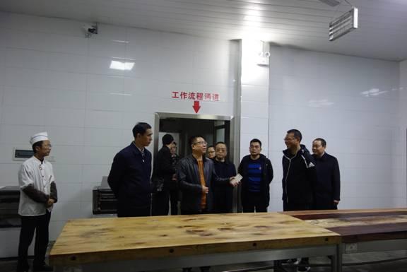 四川新闻市核对组一行来宣汉展开2018年食品宁静事情评断稽核现场核对
