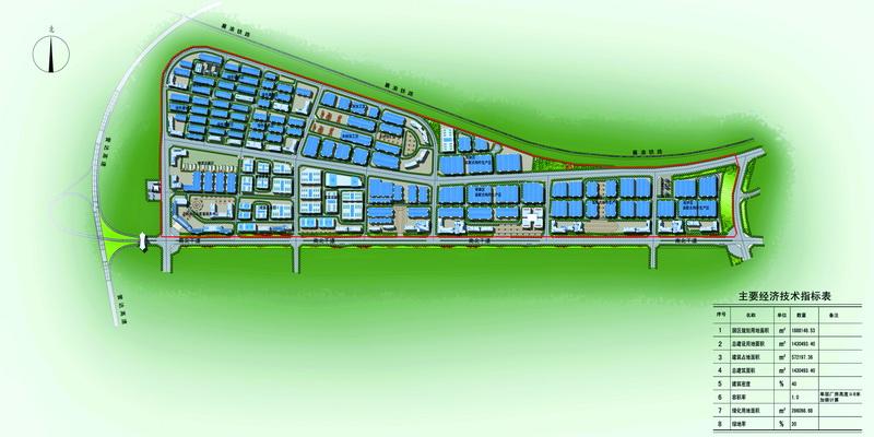 达州建筑产业园区起步区项目主体工程有望年底建成