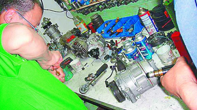 在4S店花2800元购买延长质量担保,更换时被告知,压缩机不是车辆重要部件?