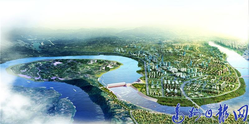 """确定了!打造川东北""""朋友圈"""",2019年达州有21个项目开建"""