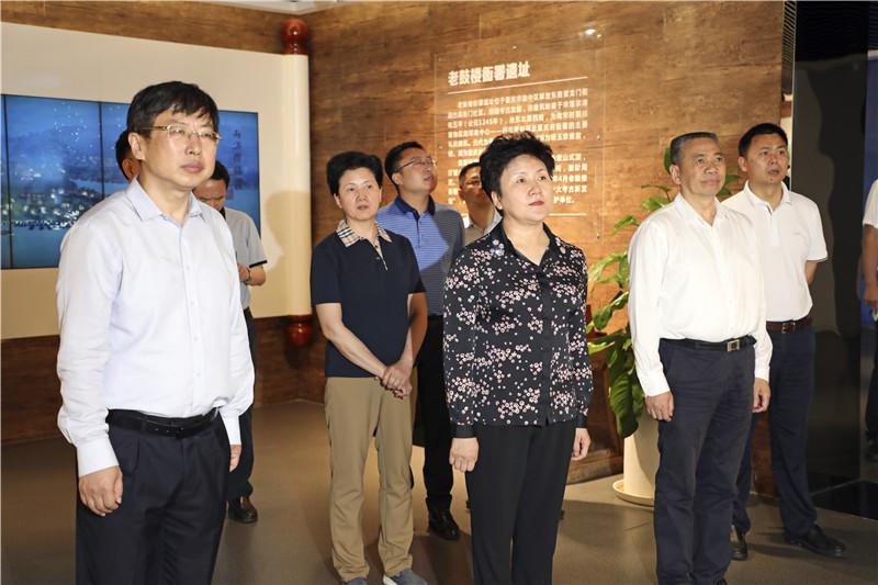 包惠率队赴重庆市巴南区考察学习