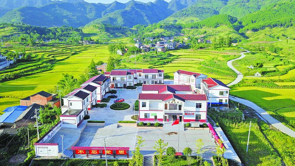 开江县:坚持绿色发展 构建良好生态
