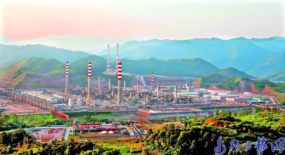 """达州:聚力打造能源化工""""千亿产业集群"""""""