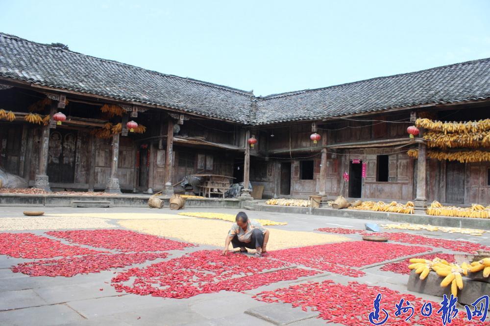 达州4村落入选第五批中国传统村落名录,你去过吗?