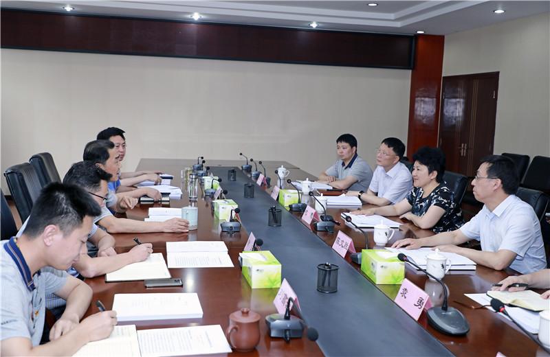 包惠在蓉会见生态环境部西南督察局局长