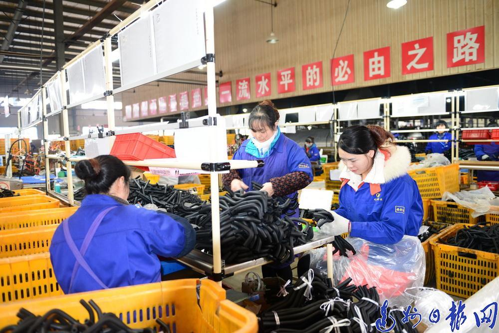 """幸福的笑声在竹城荡漾!解码大竹县域经济为何这么""""牛""""(三)"""