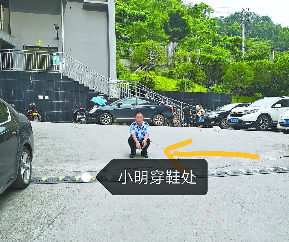事发南城观澜国际!4岁男孩蹲下穿鞋被卷车底拖行约300米…