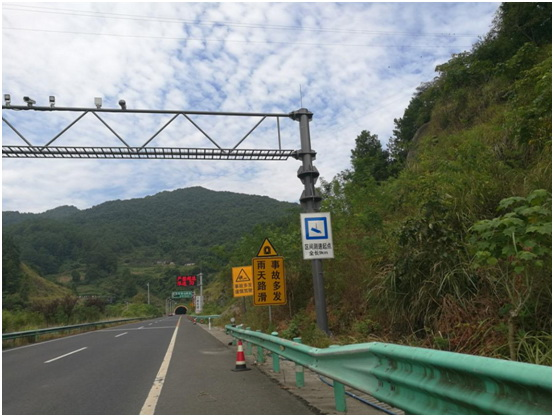 小伙伴们注意啦!南大梁高速达州段区间测速点位下周启用