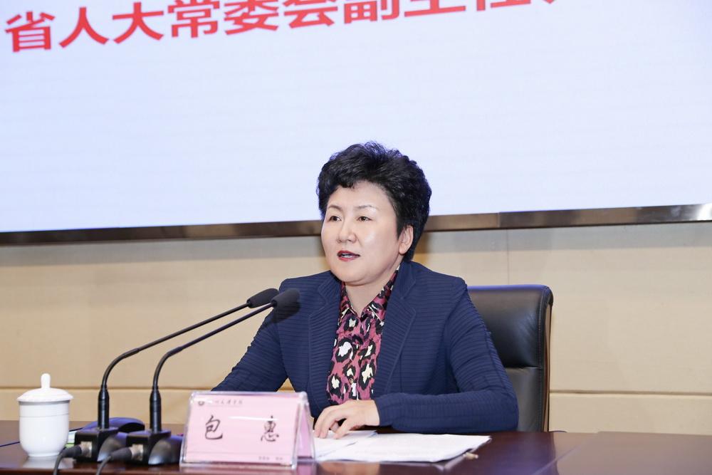 时代大潮中书写青春华章 包惠为在达高校师生作形势政策宣讲报告