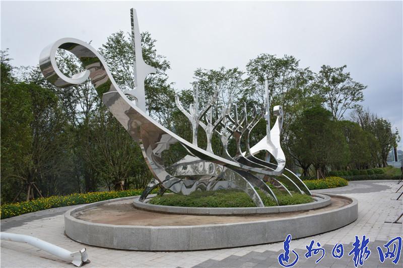 快看!柳家壩濱江濕地公園已經美成這樣了