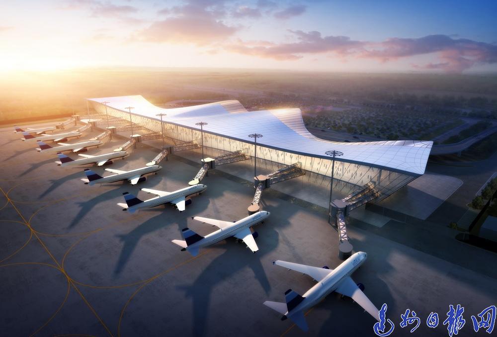 達州新機場建得怎樣了?記者為你帶來最新進展