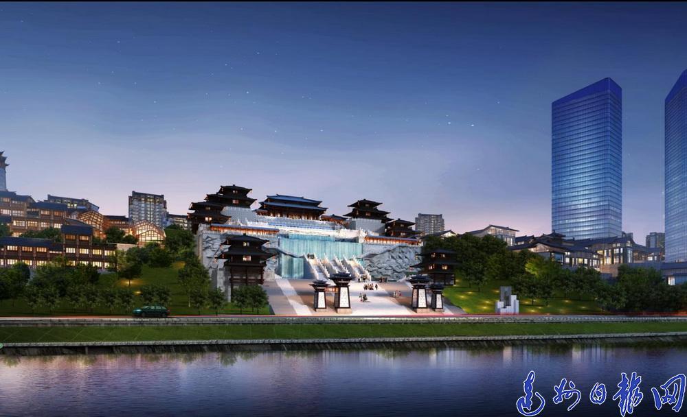 主体结构已完成80%!达川区博物馆主体有望年底前完工