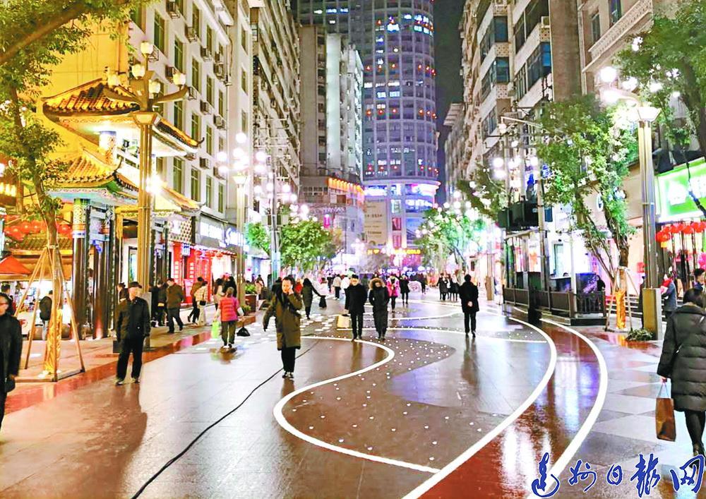 住房变迁见证幸福生活 老街改造折射城市进步