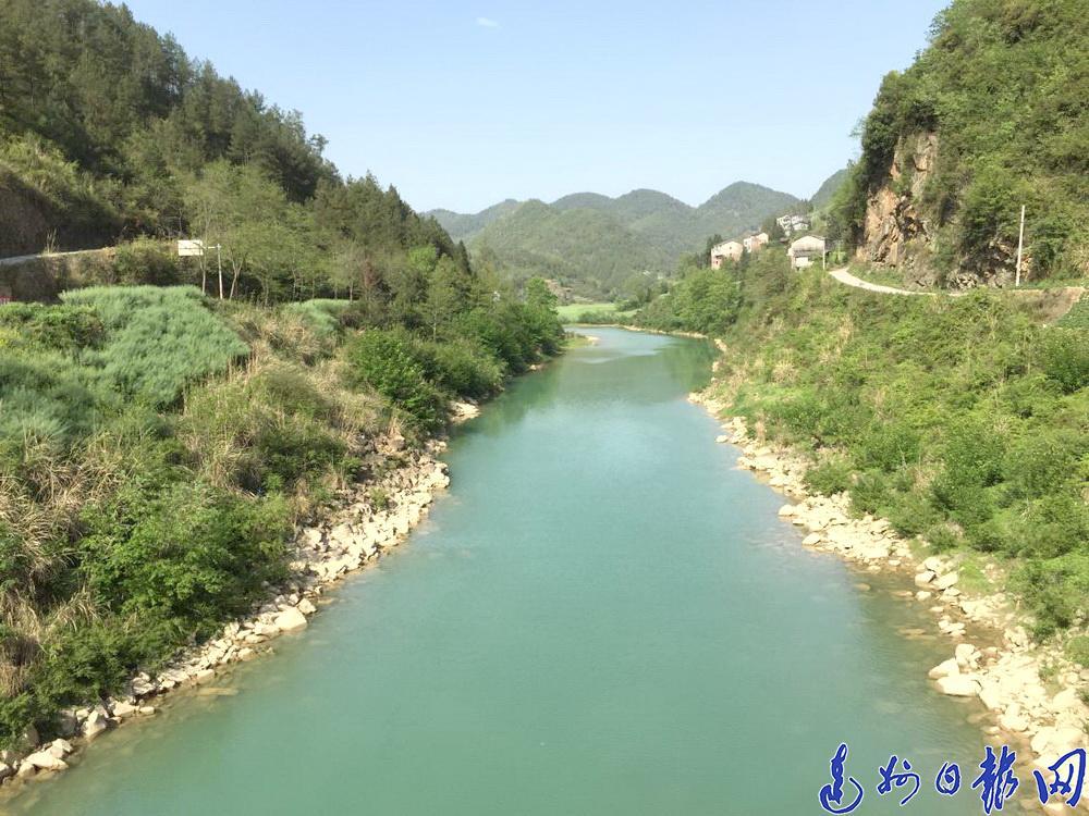 【探访母亲河①】万源市:一河清水 两岸绿色