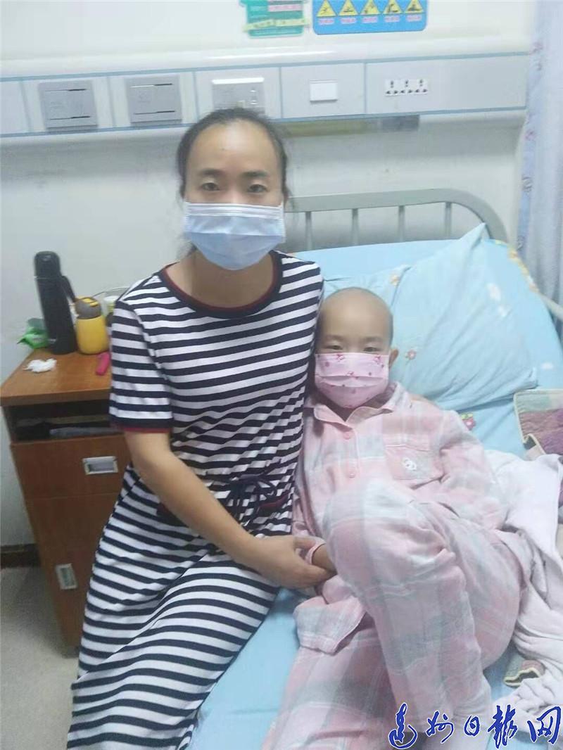 泪目!渠县12岁女孩抗白血病日记——《坎坷的人生》背后的故事