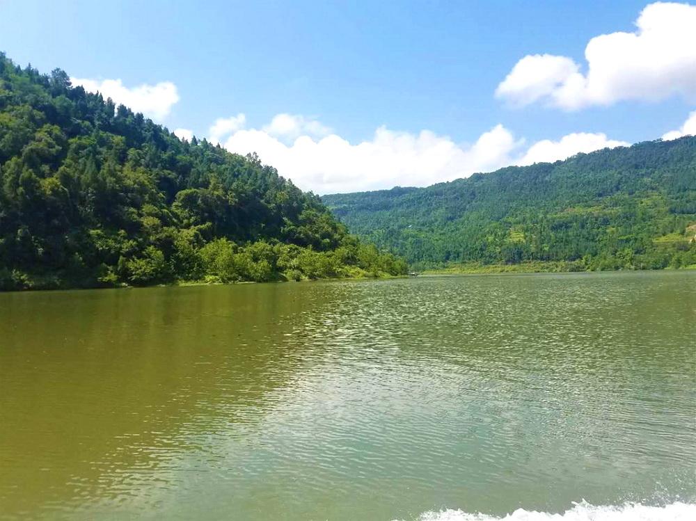 【探访母亲河⑥】一河碧水映青山!达州加强巴河流域水环境治理掠影
