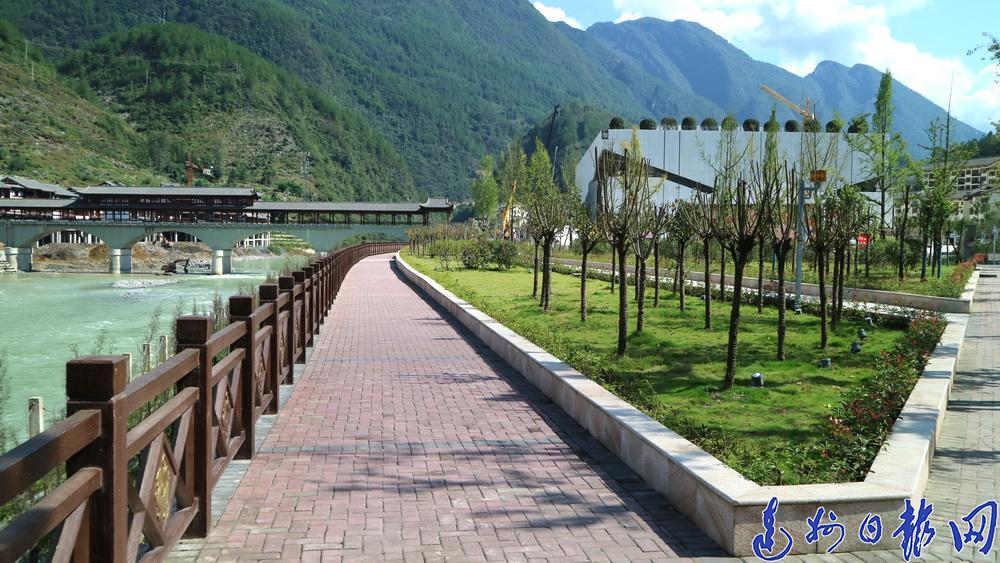 【探訪母親河】宣漢:山更綠了 水更清了