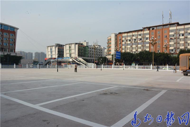 明(5)日 火車站新過渡臨時停車場建成投用