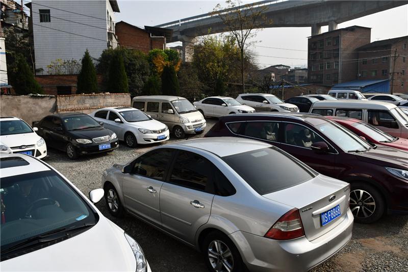 好消息!达城这个社区新增100余个免费停车位!