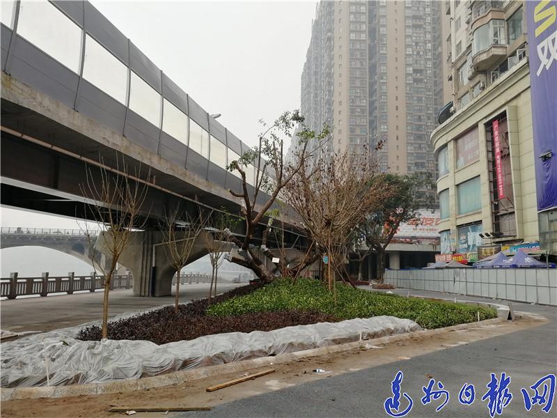 好消息!快速通道东段滨河游园预计春节前重新开放