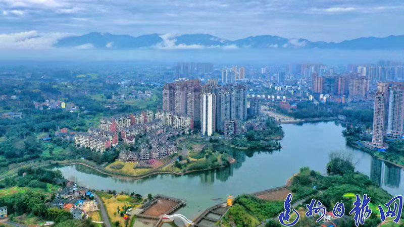 大竹:奋力吹响加快建设时尚宜居新城集结号