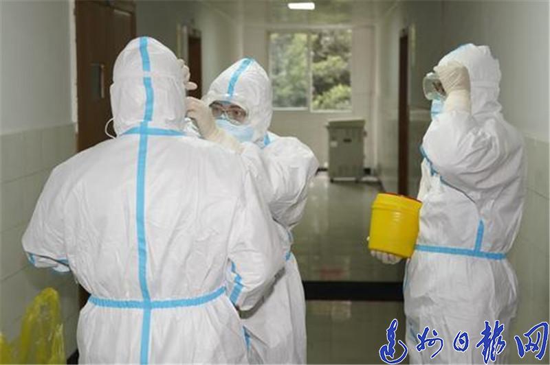 達州︰he)yu)新冠病毒賽跑,加速核酸檢測