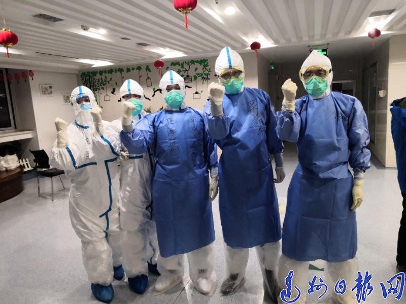 记者连线达州医疗队成员张永娟:连续战斗9小时,回来只想睡!