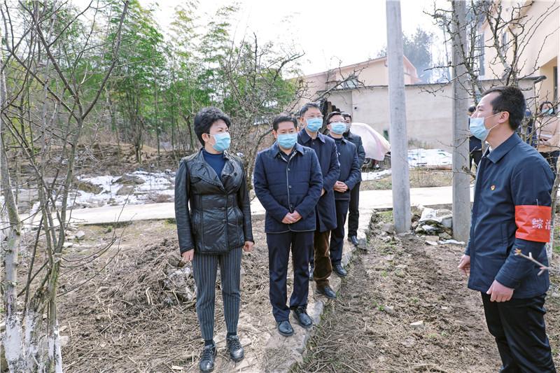 包惠︰打贏(ying)疫情防控阻擊戰 實現全(quan)年經濟社會發展(zhan)目標