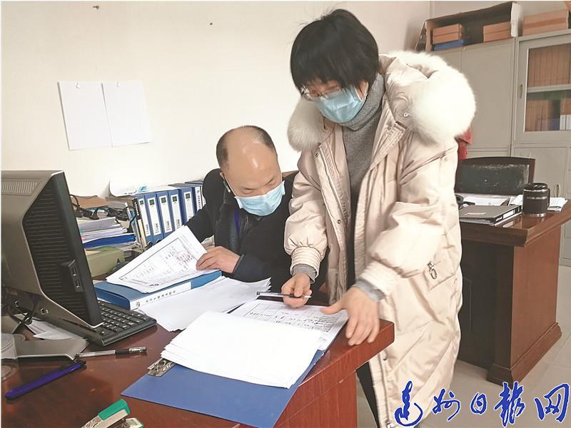 """達州市疾控中(zhong)心與(yu)""""病毒""""對話(hua)的(de)夫妻檔"""