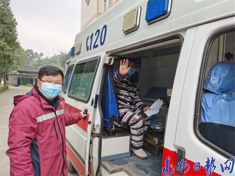 記者(zhe)獨家(jia)專訪新冠肺炎治愈患者(zhe)