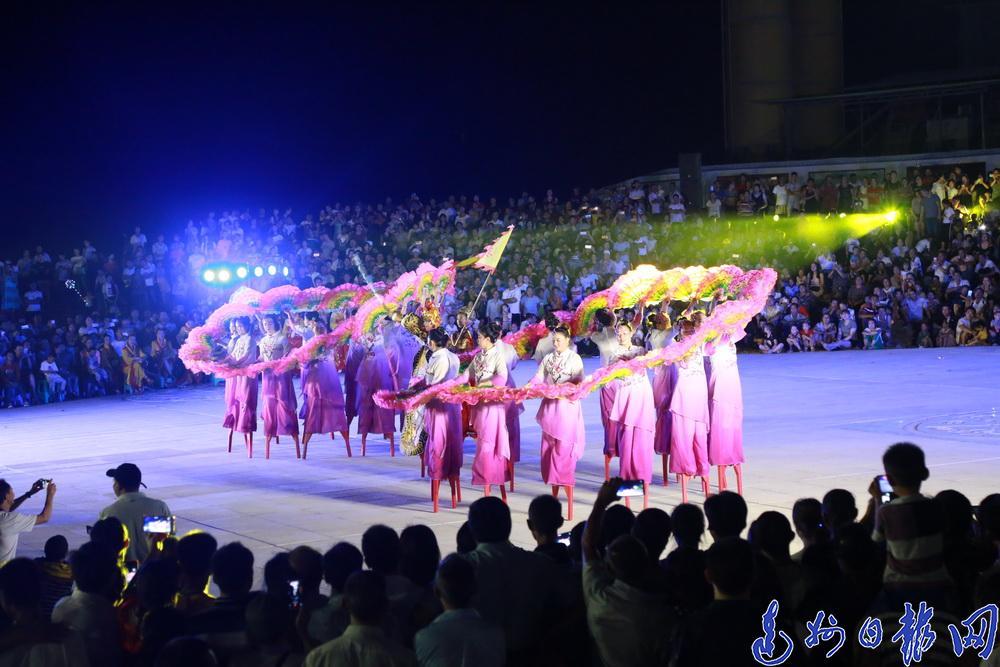 """春潮涌动万象新!宣汉县创建""""天府旅游名县"""""""