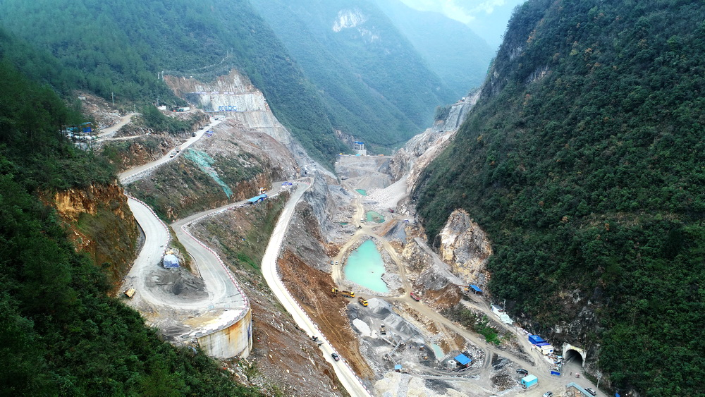 宣汉土溪口水库项目累计完成投资16.8亿元