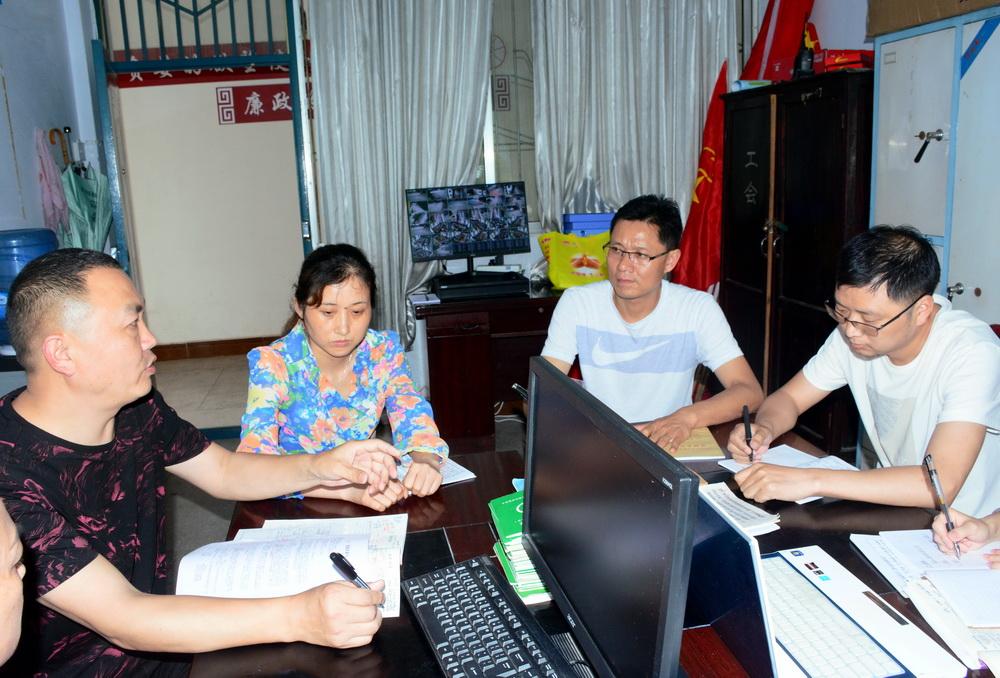 """宣汉县君塘学校积极推进""""三向三要""""工作"""