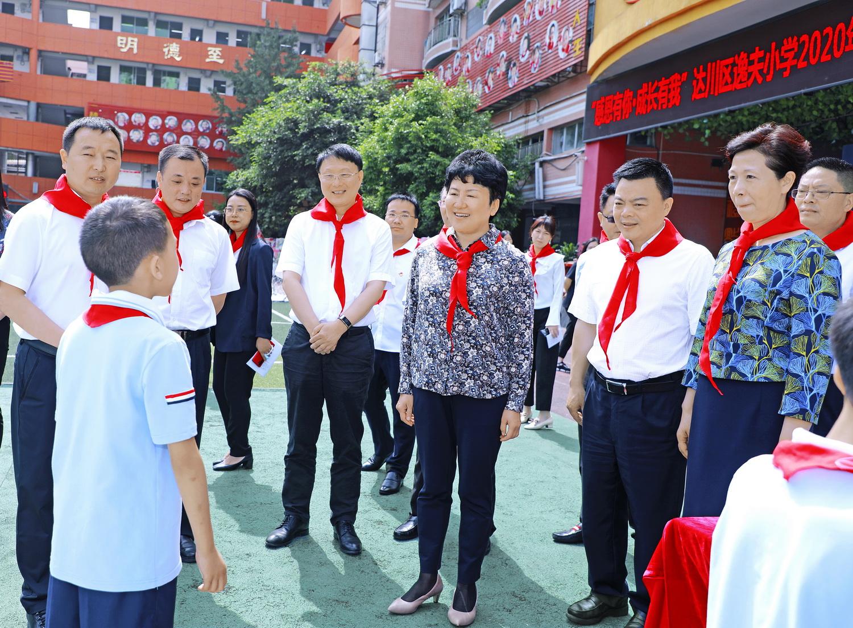 """包惠与少年儿童共庆""""六一""""国际儿童节"""
