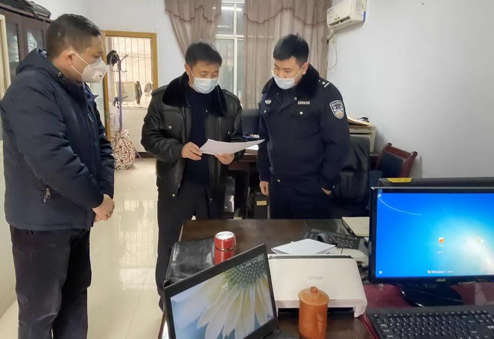 """万源民警施维:延迟婚期 全心""""战""""疫"""